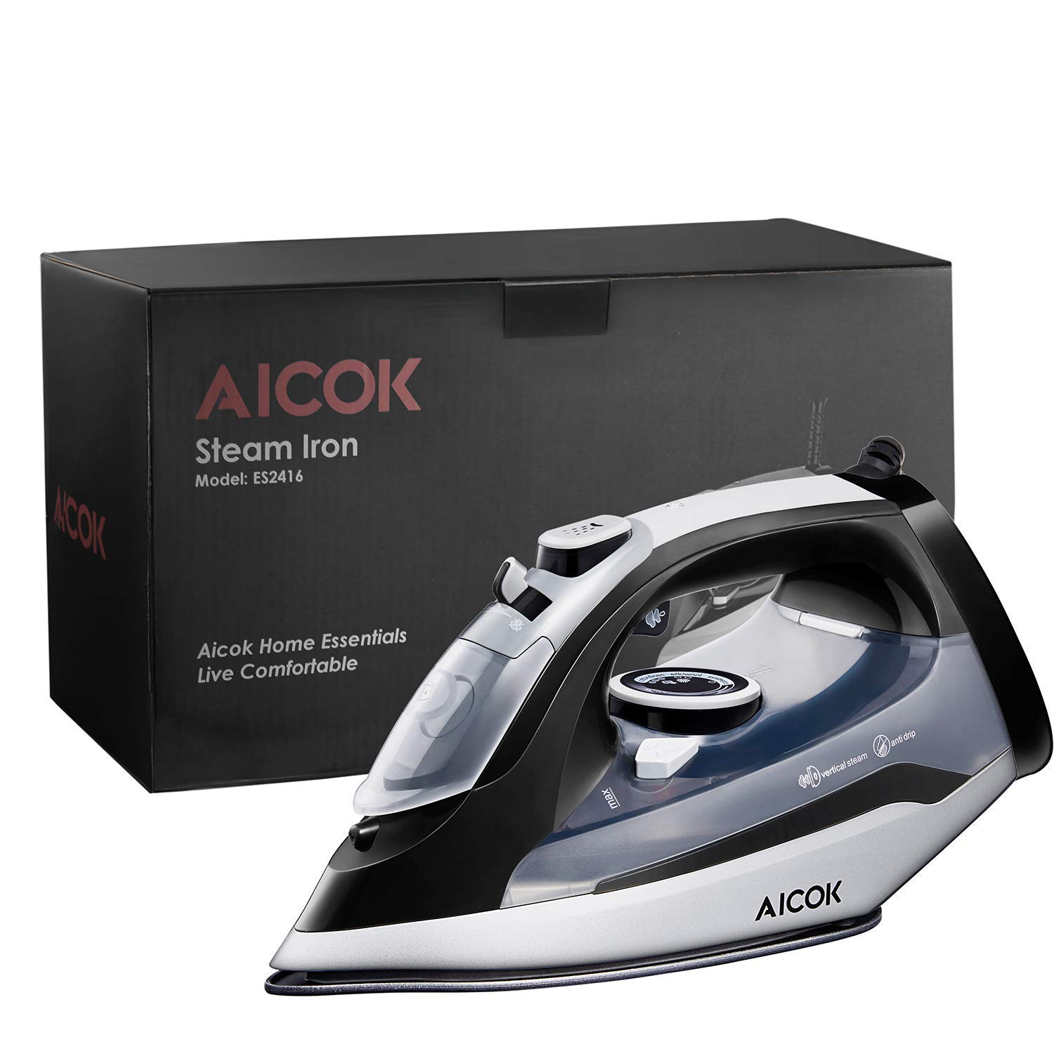 AICOK Steam Iron 2020