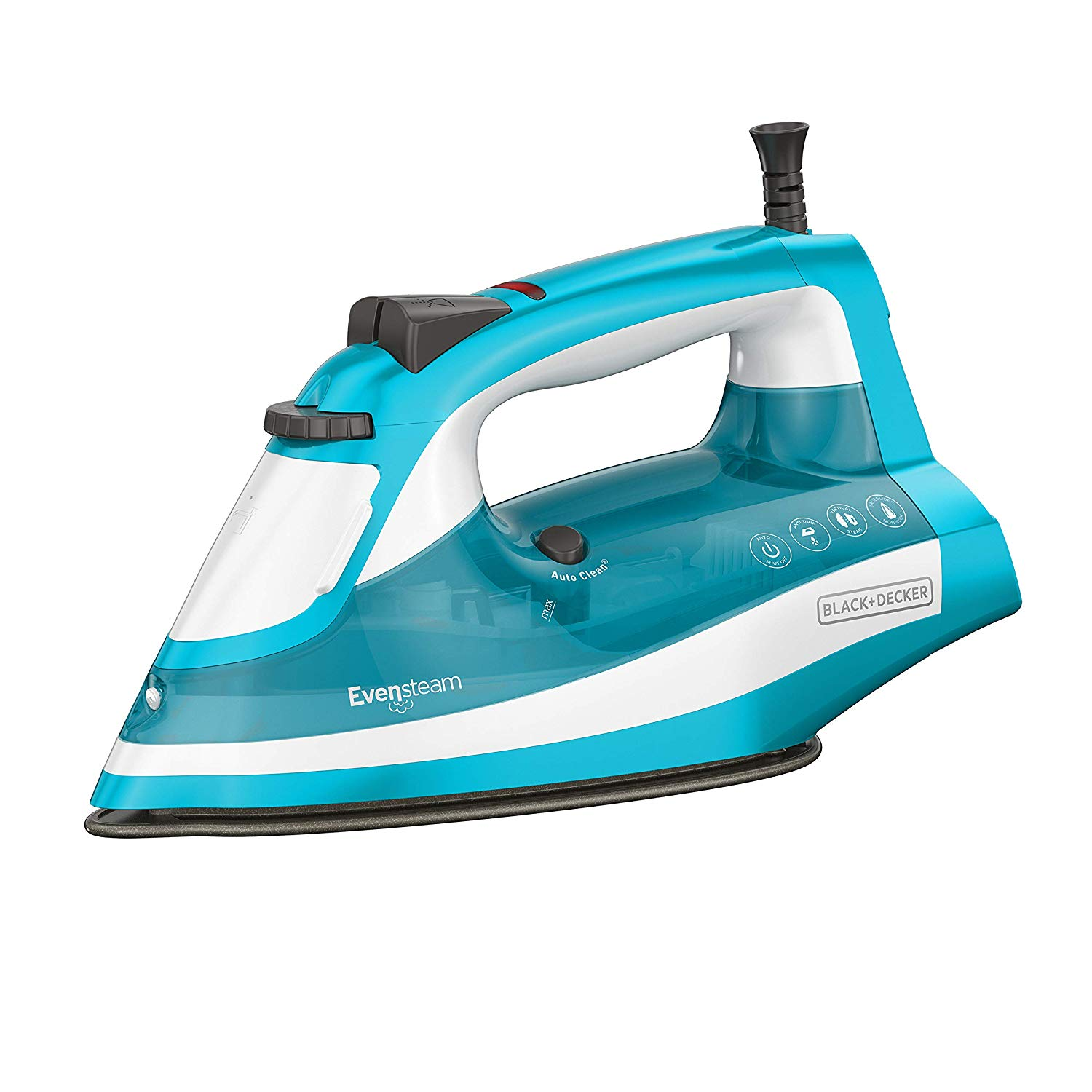 Black and Decker One Step Steam Iron Review
