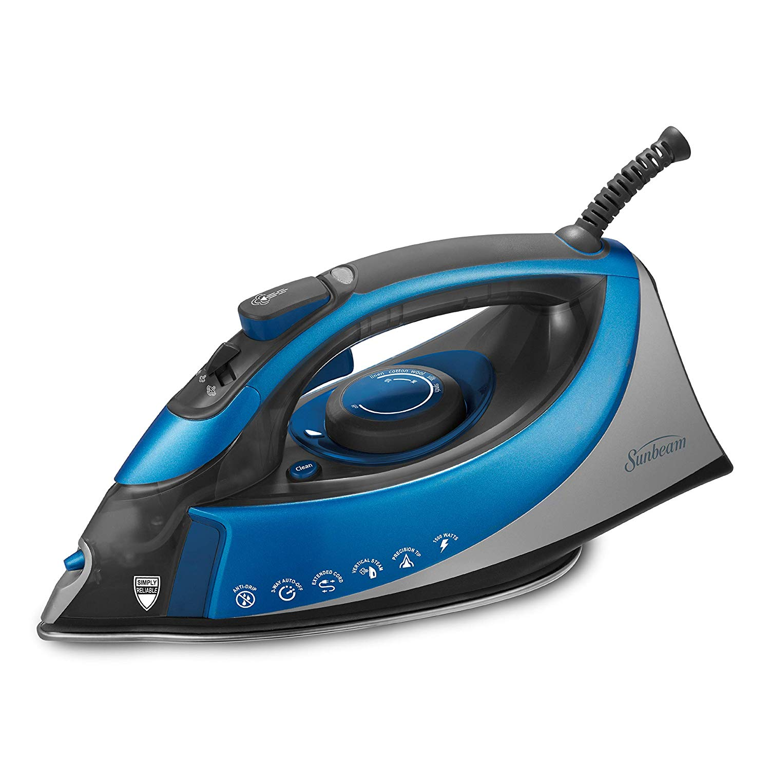 Sunbeam Turbo Steam Iron 2020 Review
