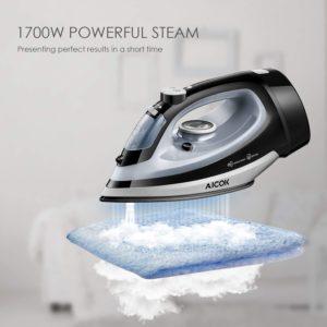 AICOK Steam Iron Professional Garment Steamer reviews