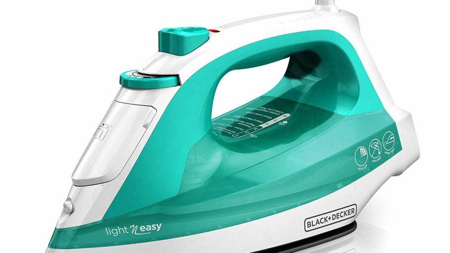 Black and Decker Compact Steam Iron