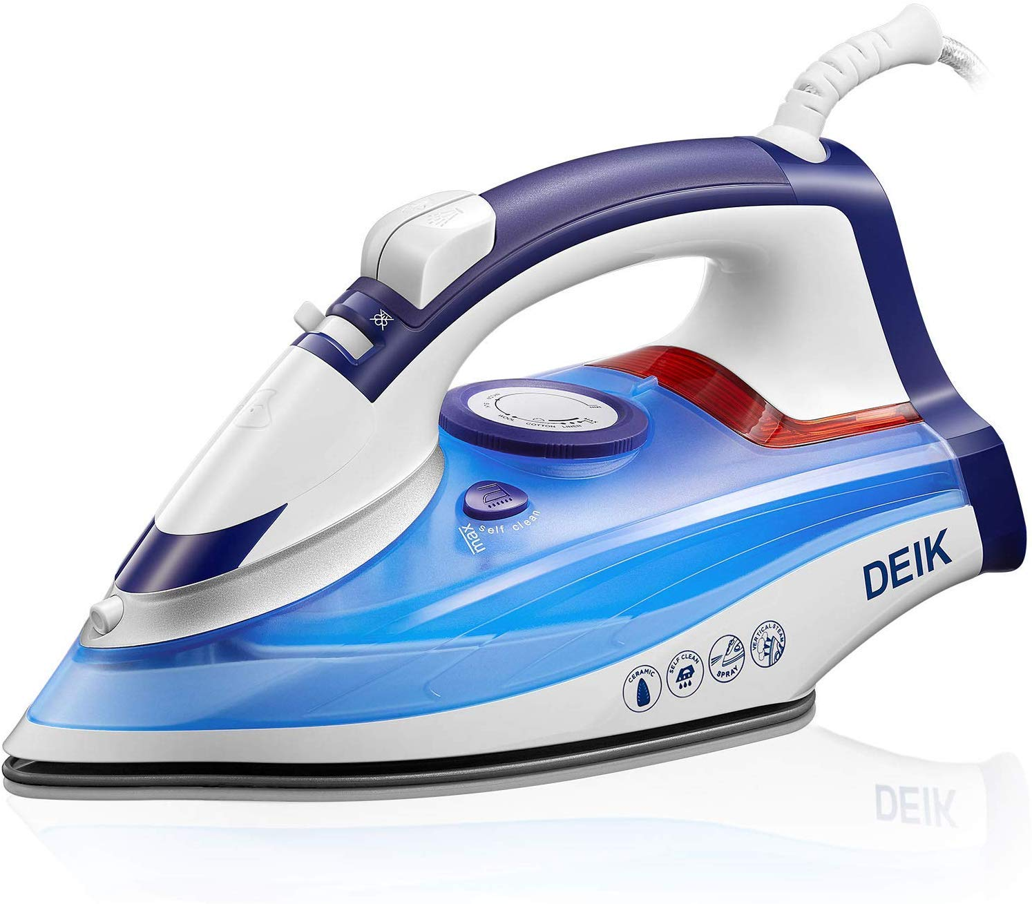 Deik Steam Iron Reviews