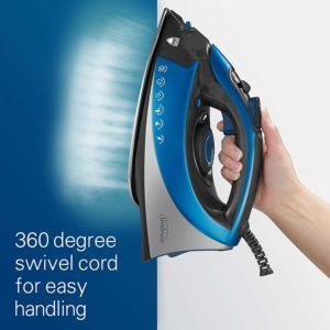 360 degree swivel cord