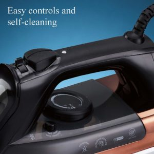 Easy-controls and self cleaning system