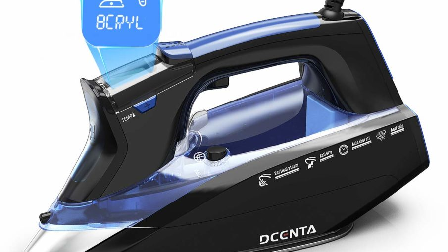 Dcenta steam iron for clothes review