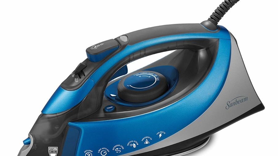 Sunbeam Turbo Steam Master Professional Iron Review