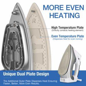 unique dual plate design