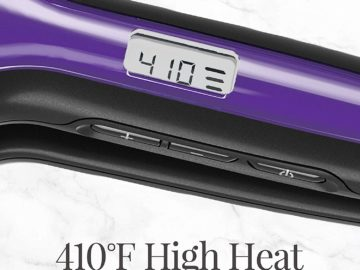 best flat iron for long thick hair reviews