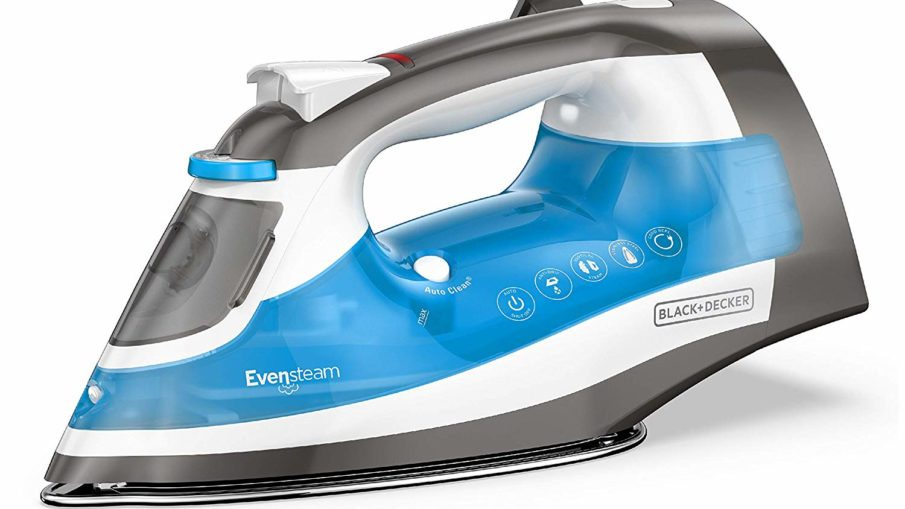 black andBest decker steam iron with retractable cord Reviews