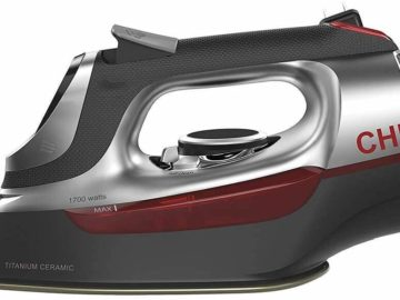 chi 13102 steamiron with retractable cord reviews