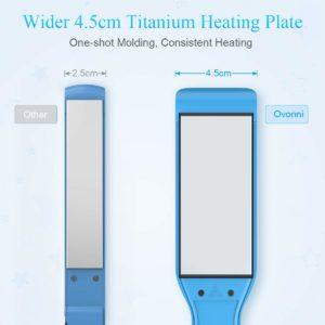 Ovonni heating plates