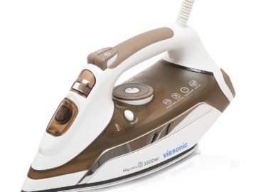 viasonic executive steam iron Review