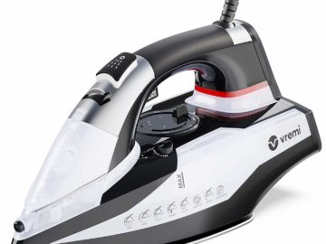 vremi 1800 watt steam iron
