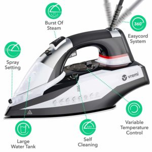 vremi steam iron Review