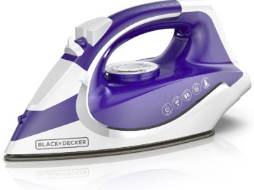 Black and Decker Light and Go Cordless Iron Review