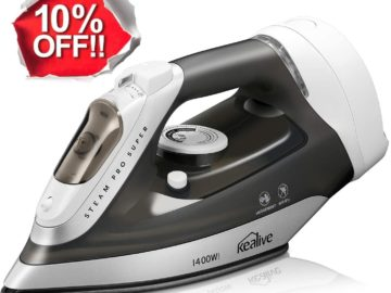 Kealive Steam Iron Review