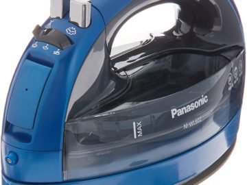 Panasonic 360 ceramic Cordless Iron