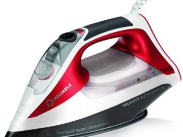 Reliable Velocity Steam Iron Review
