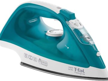 T-fal FV1565U0 Fastglide Steam Iron Review