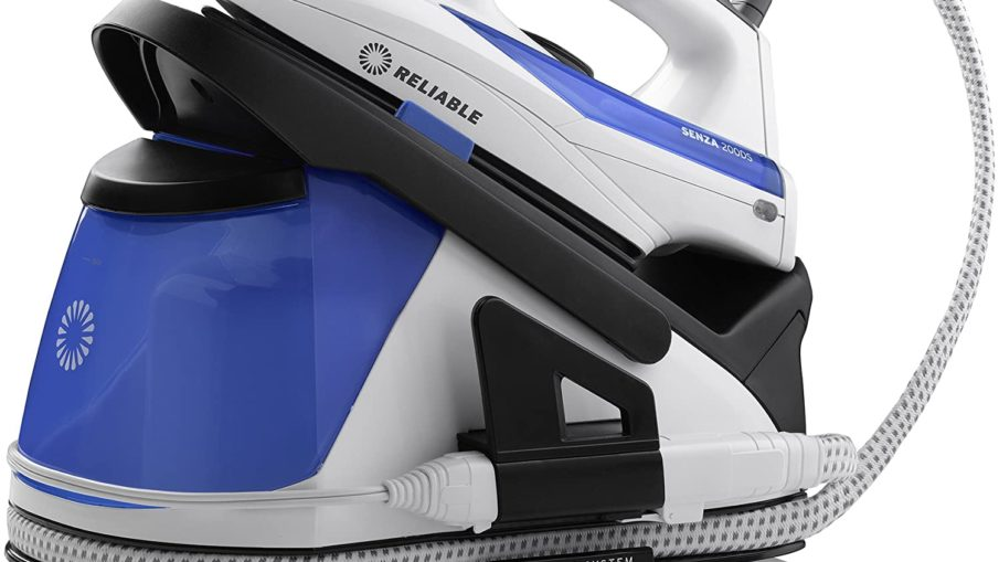 reliable senza dual performance steam ironing