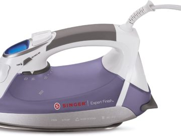 SINGER Expert Finish Steam Iron
