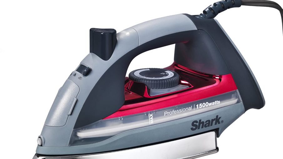 Shark Steam Iron Red Review