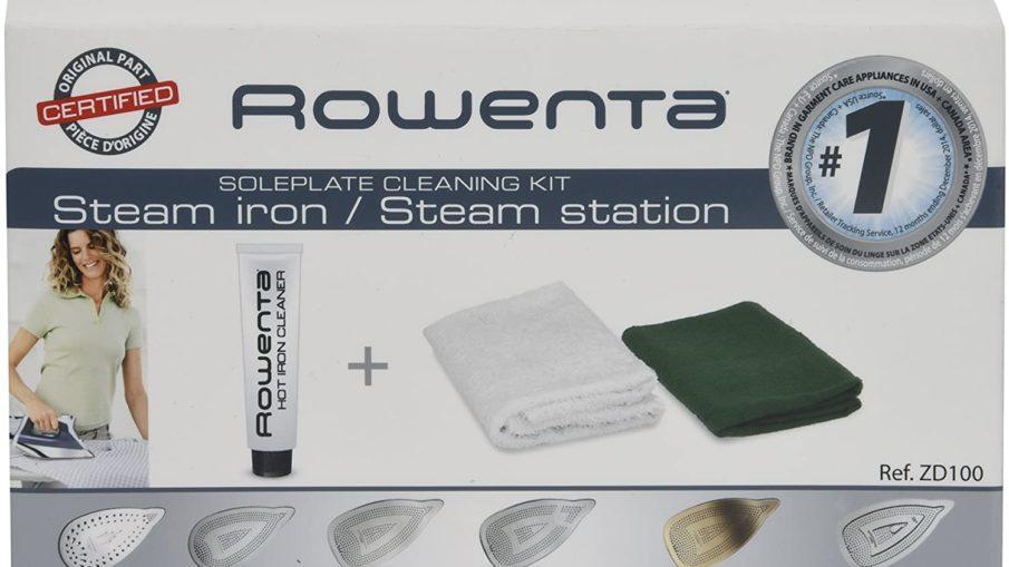 Steam Iron Cleaner Kit
