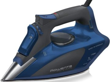 Rowenta Pro Steam Iron 1750 Watts Review