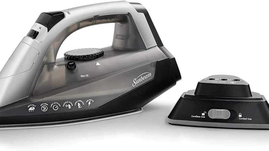 Sunbeam Cordless or Corded Iron Review