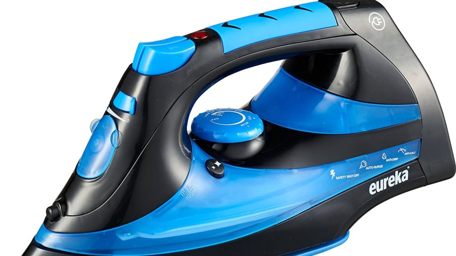 eureka steam iron with retractable cord review
