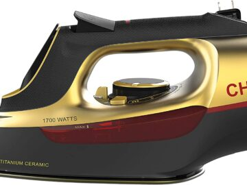 CHI 13116 Retractable Cord Steam Iron Review