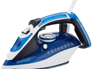 MARTISAN HL-8001 Steam Iron