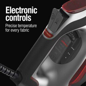Precise temperature Electronic controls