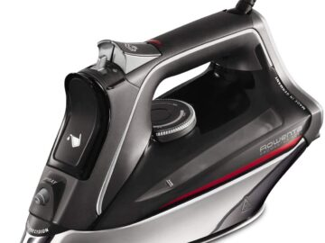 Rowenta Pro Master Xcel DW8270 Steam Iron Review