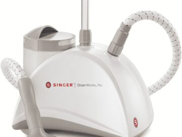 SINGER Full Size Garment Steamer
