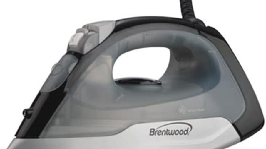 Brentwood MPI-53 Non-Stick Steam Iron Review