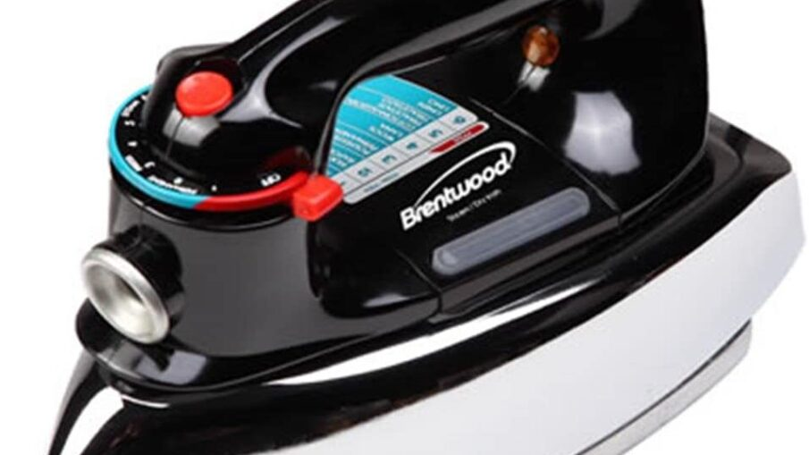 Brentwood MPI-70 Classic Steam Iron Review