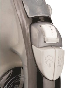 Dry, steam, spray settings Brentwood MPI-53 Non-Stick Steam Iron