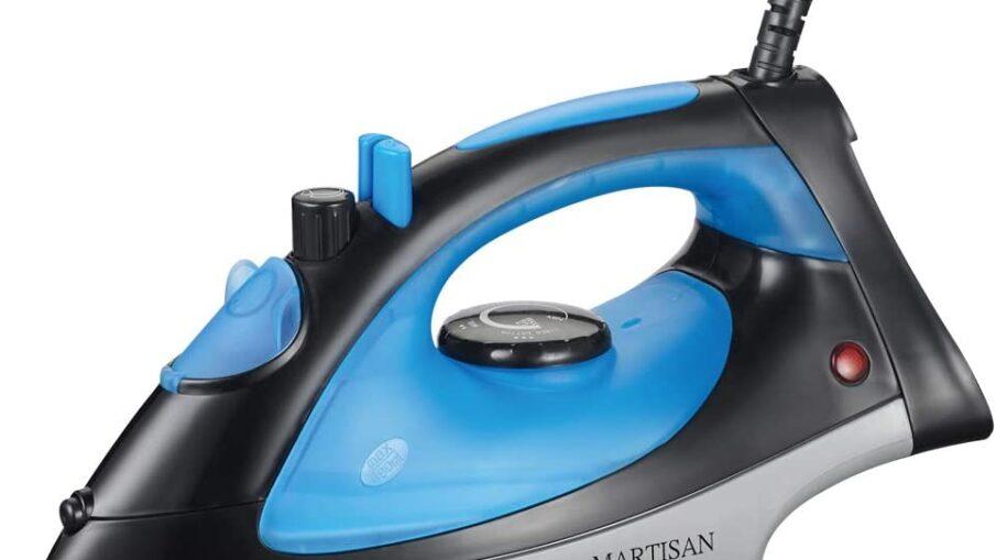 MARTISAN 1200 Watt Compact Steam Iron Review