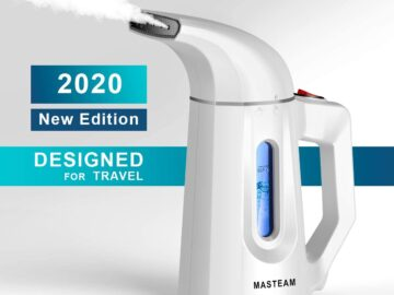 MASTEAM Handheld Garment Steamer for Clothes
