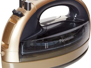 Panasonic NIWL602N Iron Champagne Review
