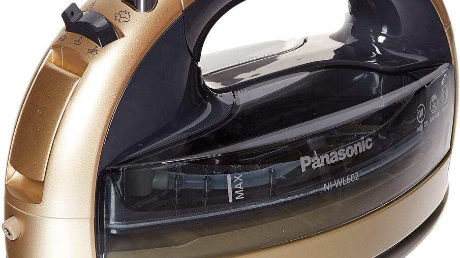Panasonic NIWL602N Iron Champagne Review