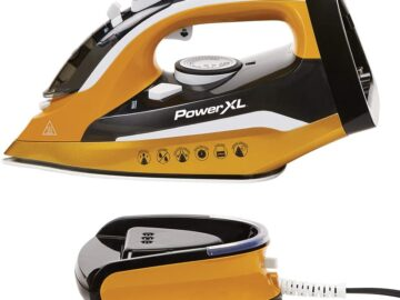 Power XL Cordless Iron and Steamer