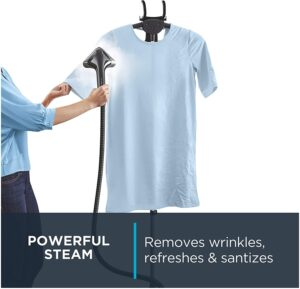 freshes and sanitizes all types of materials