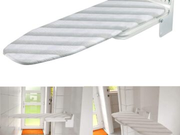 Best Wall Mount Iron Board with Heat Resistant Cover