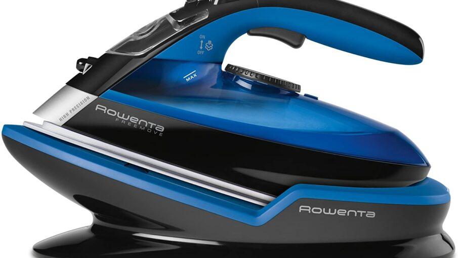Rowenta Freemove Cordless 1500w Steam Iron