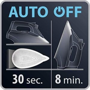 Smart auto-off features