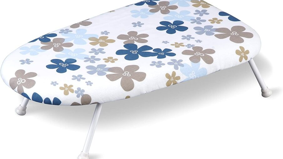 Sunbeam Tabletop Ironing Board with Cover Review