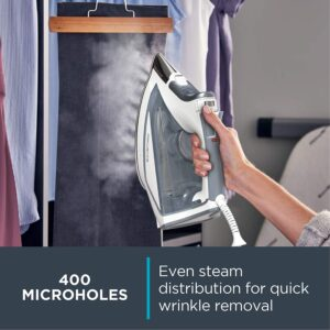 Microsteam 400 HD soleplate