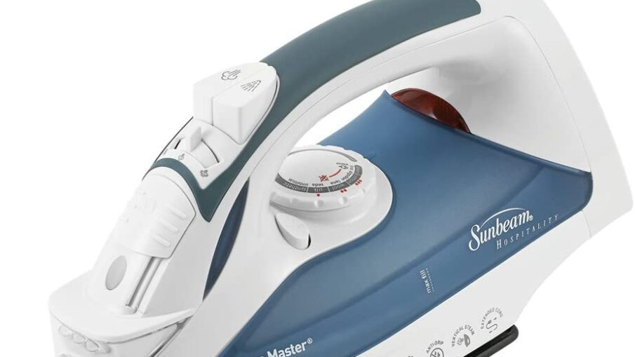 Sunbeam Steam Master Professional Iron Review